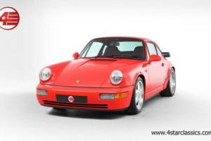 FOR SALE: Porsche 911 964 Carrera RS RCT 3.6 RUF Turbo (1992)