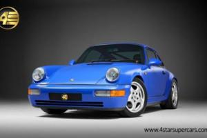 FOR SALE: Porsche 911 964 Carrera RS NGT 3.6