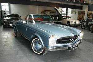 1963 Mercedes-Benz 230 SL Pagoda concourse car
