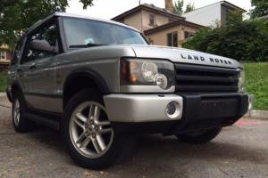 Land Rover: Discovery SE7
