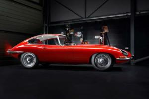 1962 Jaguar E-Type Series 1 3.8 Litre Fixed Head Coupe Photo