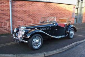 1954 MG Midget TF Roadster 1250cc Photo