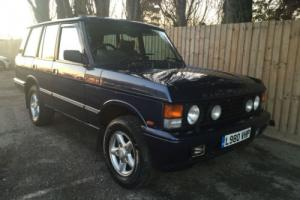 1994 L Land Rover Range Rover 3.9 Vogue V8 SE AUTOMATIC 96k LPG/GAS MAY P/X