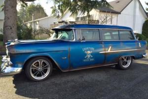 Chevrolet: Bel Air/150/210 210 2door wagon
