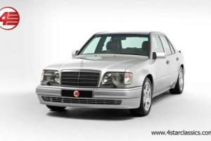 FOR SALE: Mercedes-Benz E500 Limited 1994