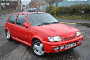 Ford Fiesta 1.6 RS Turbo Photo