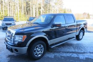 Ford: F-150 Lariat Crew Cab Pickup 4-Door
