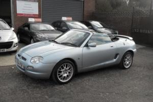 MG MGF 1.8i SE 2 door convertible Photo