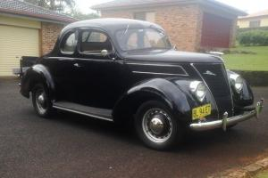 Ford HOT ROD 1937 Business Coupe V8 Side Valve in NSW