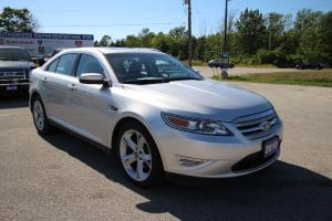 Ford: Taurus SHO Sedan 4-Door