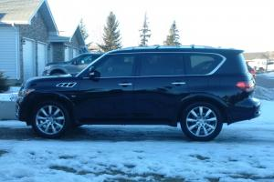 Infiniti: QX80 Fully Loaded Tech Pkg.