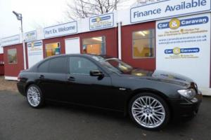 2006 56 BMW 7 SERIES 3.0 730D SPORT 4D AUTO 228 BHP DIESEL Photo