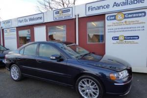2009 09 VOLVO S60 2.4 SE D 4D 161 BHP DIESEL Photo