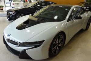 BMW: i8 coupe