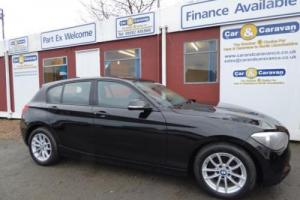 2011 61 BMW 1 SERIES 2.0 118D SE 5D 141 BHP DIESEL Photo