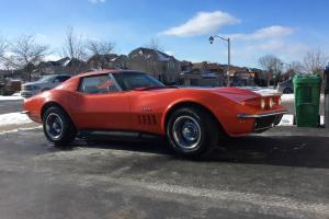 Chevrolet: Corvette Coupe