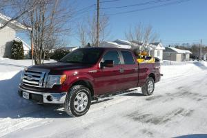 Ford F-150 2009 supercrew XLT