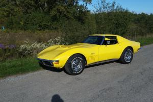 Chevrolet: Corvette Stingray
