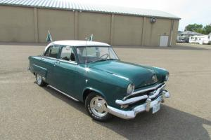 Ford: Crown Victoria Meteor Customline Custom Build