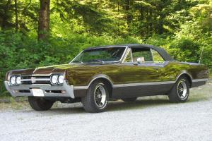 Oldsmobile: Cutlass deluxe Photo
