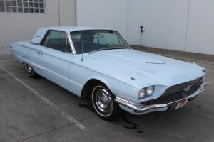 1966 Ford Thunderbird 390V8 Auto P Steering P D Brakes A Cond E Windows E Seats