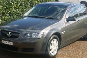 Holden Commodore Omega 2008 4D Sedan Automatic 3 6L Multi Point F INJ 5 in NSW