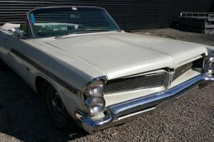 1963 Pontiac Bonnerville Convertable in QLD