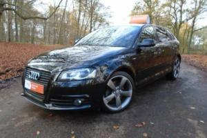 AUDI A3 SPORTBACK TDI S LINE SPECIAL EDITION, Black, Manual, Diesel, 2010 Photo