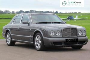 2006 06 BENTLEY ARNAGE 6.8 T 4D AUTO 451 BHP