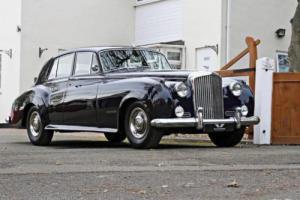 BENTLEY SERIES I Saloon, Blue, Auto, Petrol, 1956