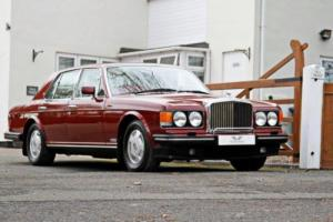 BENTLEY BROOKLANDS 6.75 V8 1994 Petrol Automatic in Red