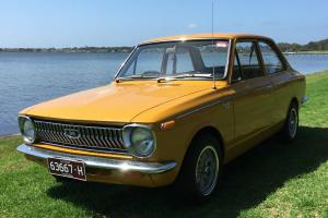 Toyota Corolla 1970 KE11 in VIC