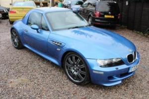 1999 BMW Z SERIES 3.2 M ROADSTER 2D 316 BHP FSH