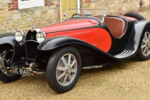 Bugatti Type 55 New Build.