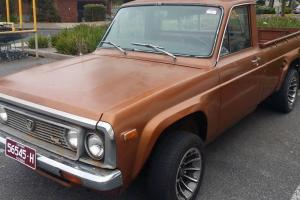 Mazda Repu Rotary Engine Pick UP 13B Very Rare ONE OF 3 IN OZ in VIC