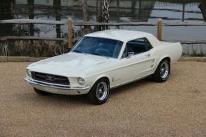 Ford Mustang 289 Coupe, meticulous restoration