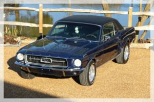 Ford Mustang 67 Coupe 289 Auto