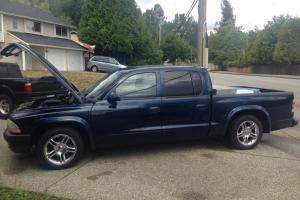 Dodge: Dakota Factory Lowered QuadCab