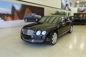 Bentley: Continental GT Flying Spur Sedan 4-Door