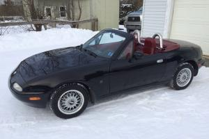 Mazda: MX-5 Miata LE Limited Edition