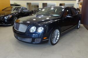 Bentley: Continental Flying Spur GT
