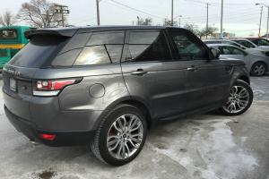Land Rover: Range Rover Sport SPORT SUPERCHARGED V8 DYNAMIC