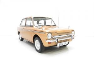 A Cheeky Hillman Super Imp with Three Owners and Just 29,631 Miles