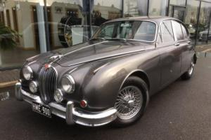 Jaguar MK II 3.4 Automatic Photo