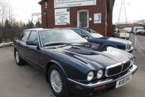 Jaguar XJ8 3.2 Auto X308 Stunning Sapphire Blue With Oatmeal Show Condition Photo