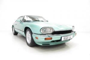 A Special Order Jaguar XJS 4.0 Insignia with 37,294 Miles, One of Only 64 Made. Photo