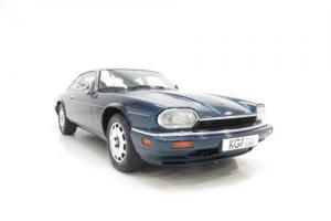 A Remarkable Final Edition Jaguar XJS Celebration with the Same Owner 19 Years