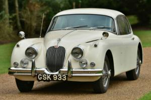 1959 XK150 FHC LHD Manual Overdrive