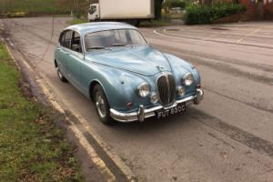 1965 Jaguar Mark II 3.8L