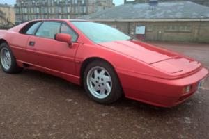 Lotus Esprit Photo